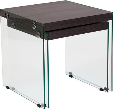 Nesting Table Two Piece Set-furniture-Tool Mart Inc.
