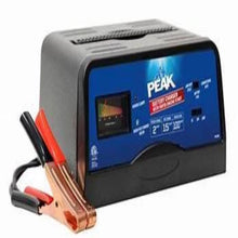 Peak 15AMP Battery Charger-chargers & starters-Tool Mart Inc.