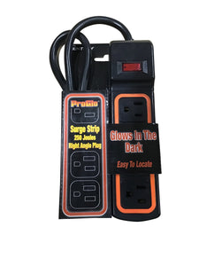 ProGlo Surge Strip-cables & cords-Tool Mart Inc.