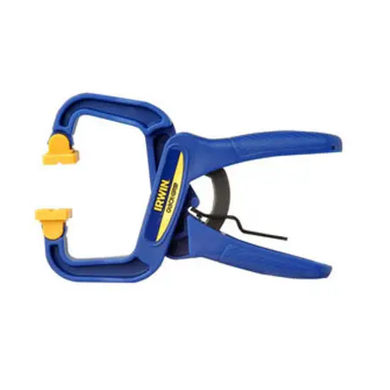 Irwin 5 Inch Quick Clamp 1-1/2 Inch Opening