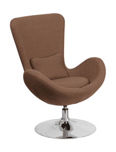 Reception-Lounge-Side Chair Brown Furniture-furniture-Tool Mart Inc.