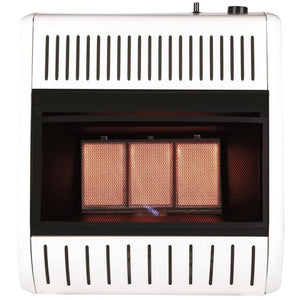Remington 18,000 BTU Natural Gas 3-Plaque Infrared Vent Free Heater-fans, cooling, & heating-Tool Mart Inc.