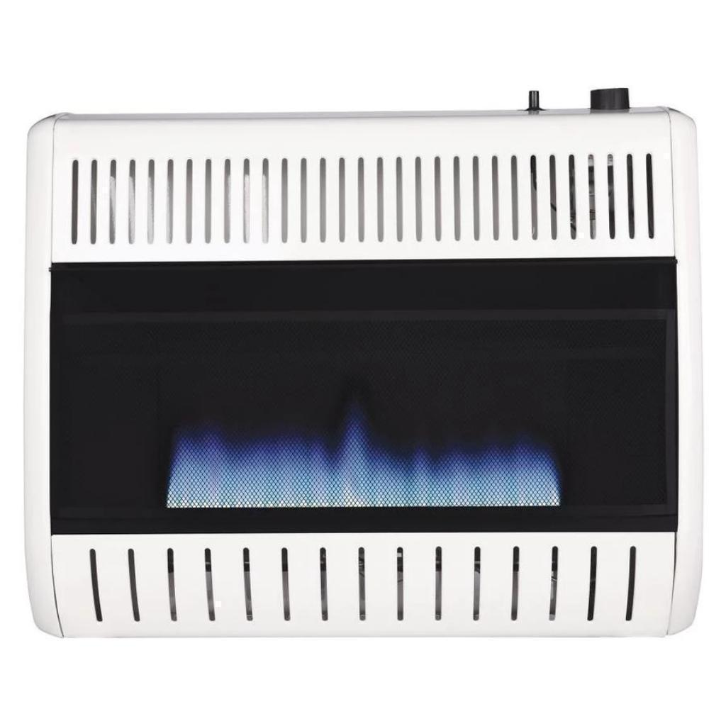 Remington 30,000 BTU Natural Gas Blue Flame Vent Free Heater-fans, cooling, & heating-Tool Mart Inc.