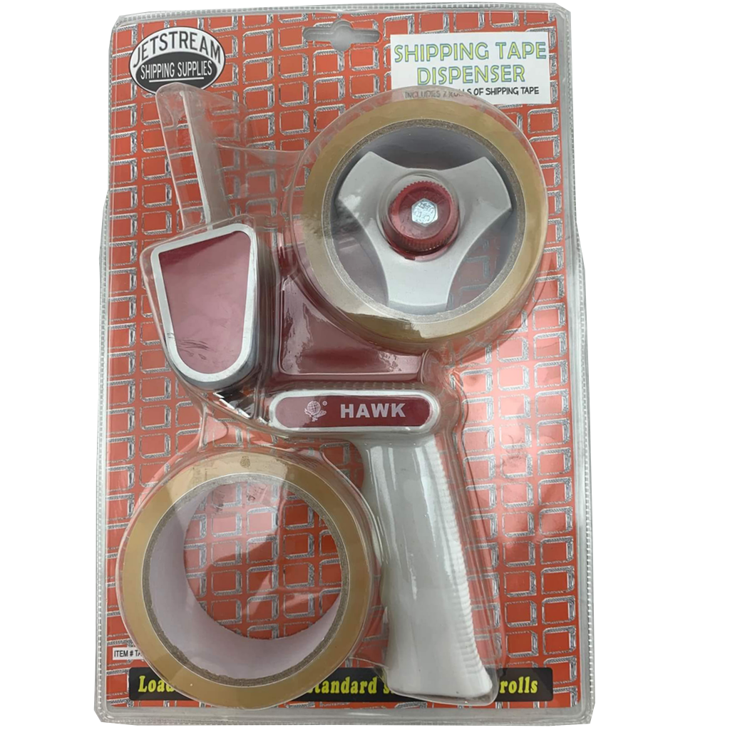Shipping Tape Dispenser-tapes & adhesives-Tool Mart Inc.