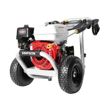 Simpson Power Shot 3600 PSI Pressure Washer With Honda Engine *Factory Serviced* PS60842-PRESSURE WASHERS-Tool Mart Inc.