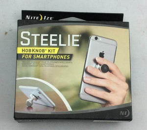 Steelie HobKnob Kit for Smartphones Damaged Box-Cell Phone Accessories-Tool Mart Inc.