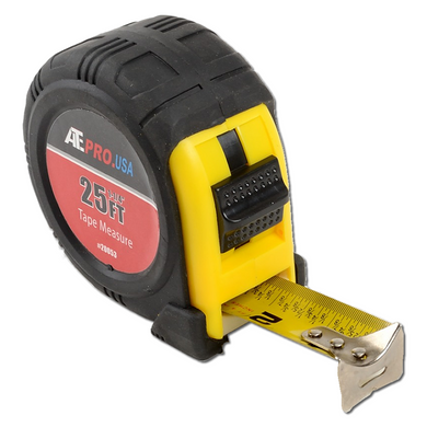 25 Foot Tape Measure (SAE)