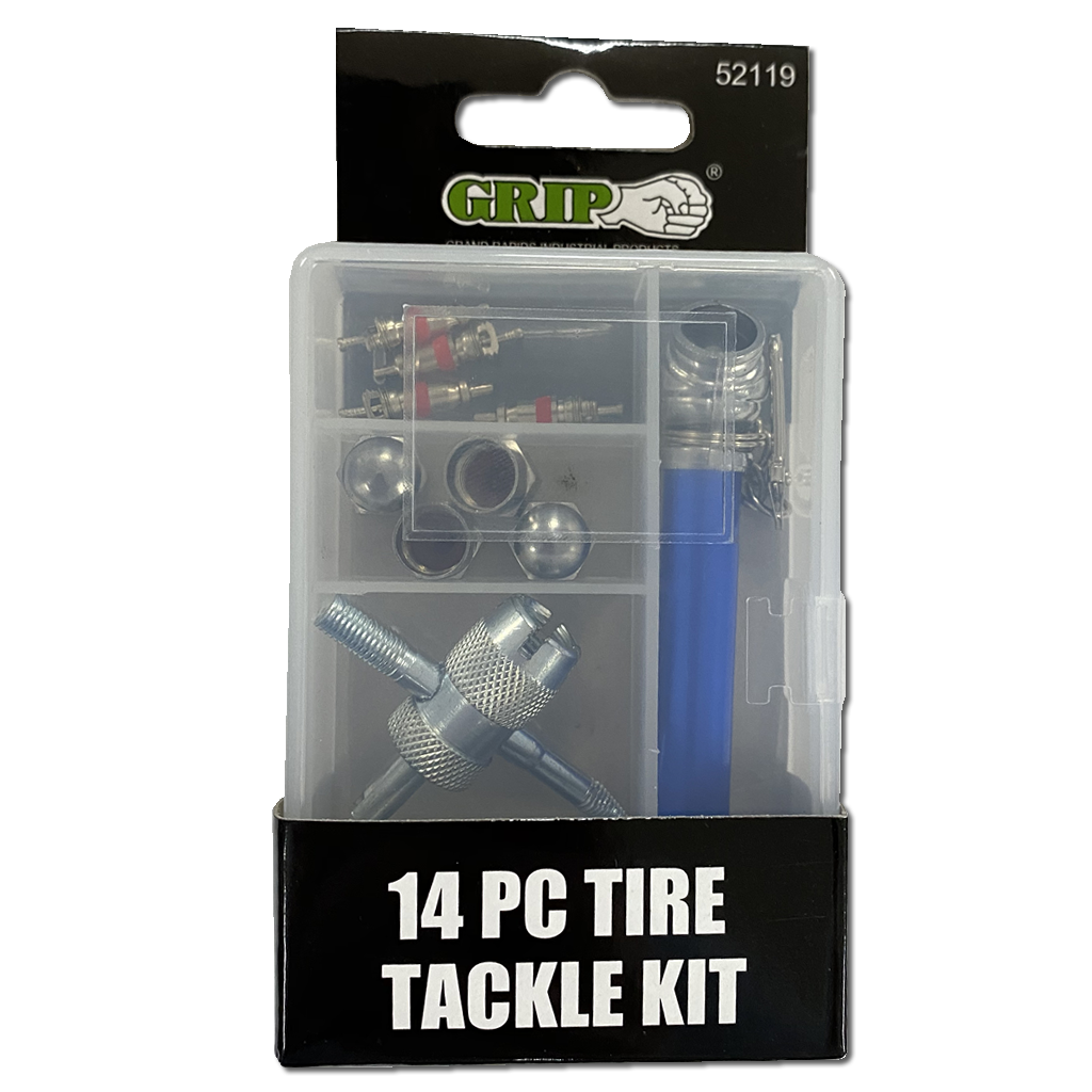 14 Piece Tire Tackle Kit