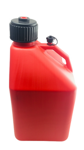Utility Jug Red 5 Gallon