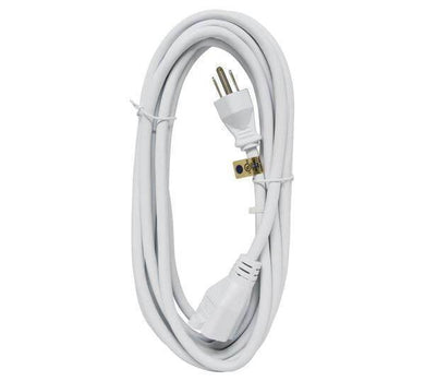 Westinghouse 15ft , Outdoor Extension Cord (White)-cables & cords-Tool Mart Inc.