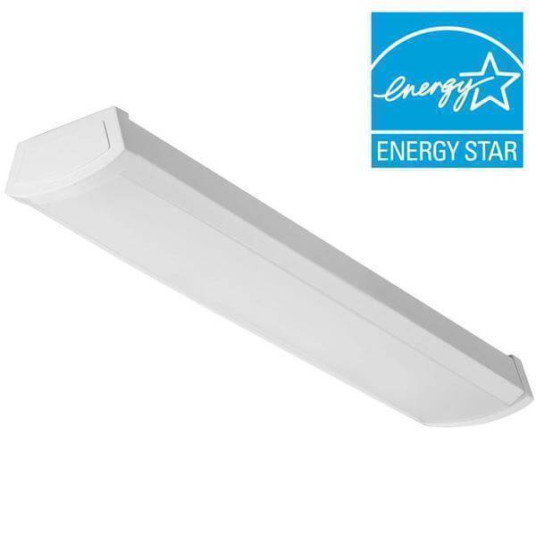 White integrated LED wraparound damaged box-Lighting-Tool Mart Inc.