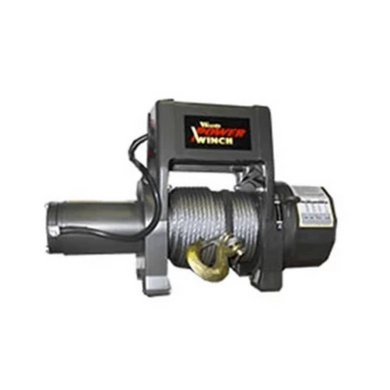 Wood Power 5000 LB Winch-winches & jacks-Tool Mart Inc.