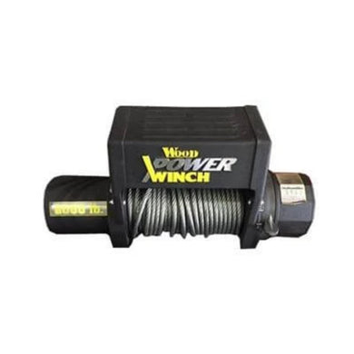 Wood Power 8000 LB Winch-winches & jacks-Tool Mart Inc.