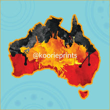 Load image into Gallery viewer, Aboriginal Australia Tee Copper