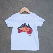 Load image into Gallery viewer, Vintage Wash Kids Tee