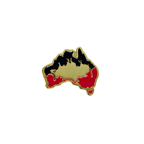 Bulk pre-orders only // Aboriginal Australia Lapel Pins