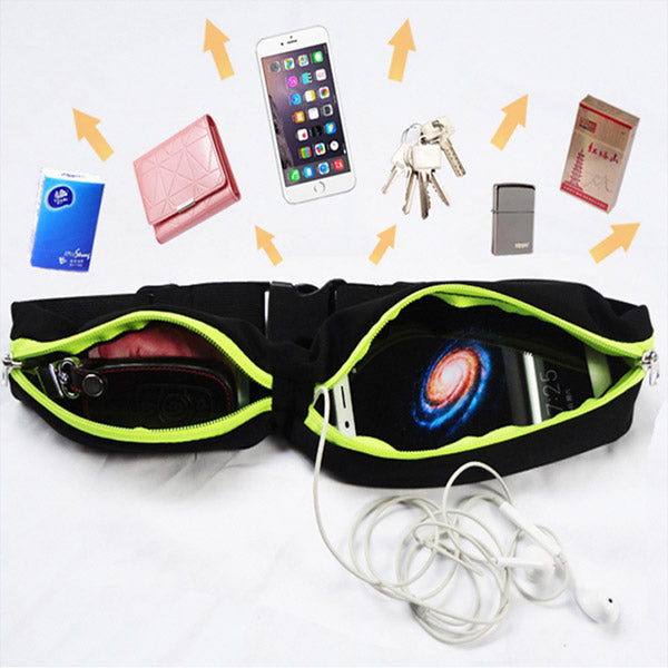 Expandable Pocket Waistline Bag organizer