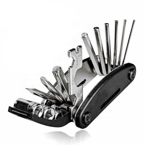 16 in 1 Bicycle Tools Sets Mountain Bike Multi Repair Tool Kit