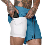 Men's Ultra Dual Layer Shorts