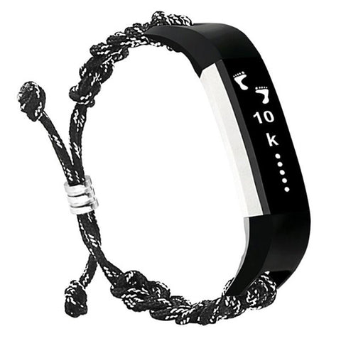 Adjustable Rope Fitbit Alta/Alta HR Strap