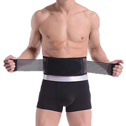 Men's Self Heating Magnetic Therapy Back Brace