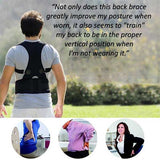 Back Brace for Posture Support - Scoliosis Corrector