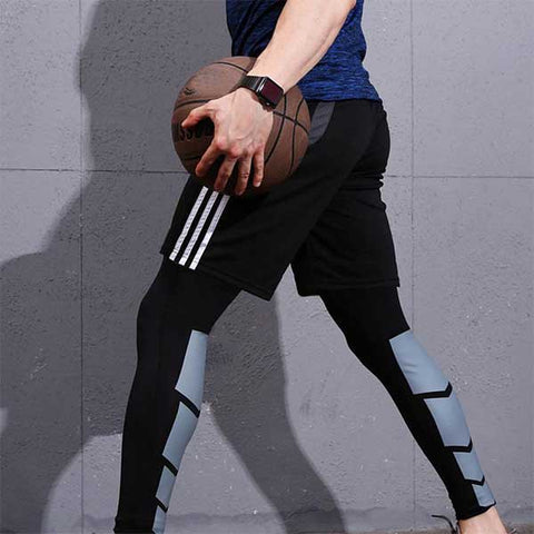 Thigh High Compression Leg Sleeves for Knee Hamstring Quad Calf Support
