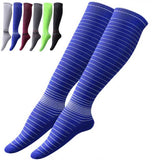 Compression Socks 20-30 mmHg for Women Cute Stylish Stockings Plus