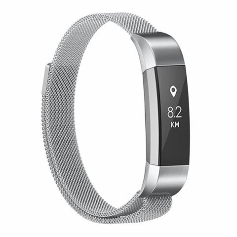 Milanese Stainless Steel Fitbit Alta/Alta HR Strap