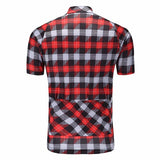 Breathable Cycling Jersey Short Sleeve Shirt Bicycle Wear