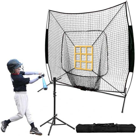 Professional Baseball Training Net Set