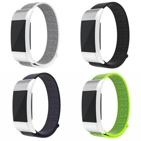 Sports Nylon Loop Fitbit Charge 2 Strap