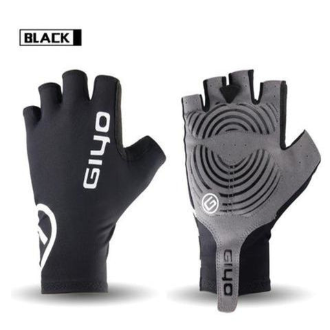 Half Finger Cycling Gloves - Road Bike or Mountain Bike