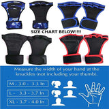 Padded Weightlifting Grips