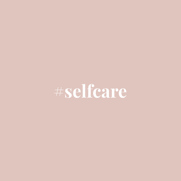 What self care really looks like.