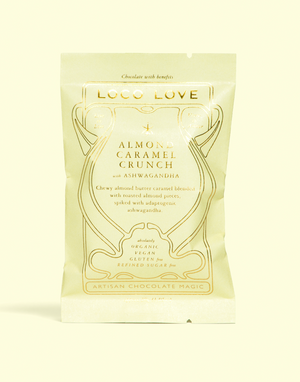 Loco Love- Almond Caramel Crunch