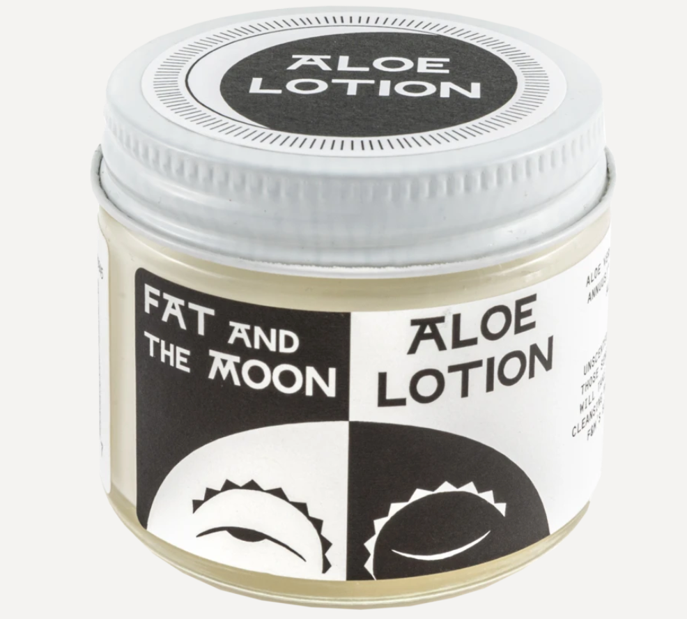 Fat and the Moon- Aloe Lotion