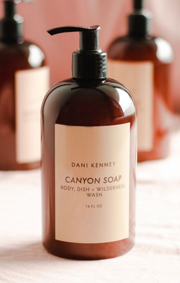 Load image into Gallery viewer, Dani Kenney- Canyon Soap (475ml)