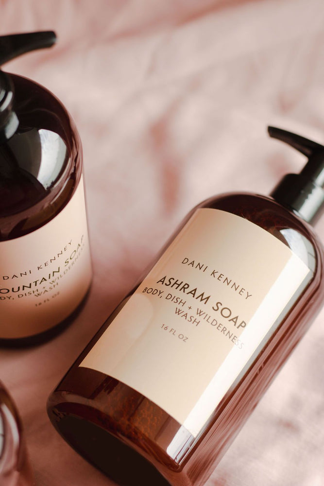 Dani Kenney- Ashram Soap (475ml)