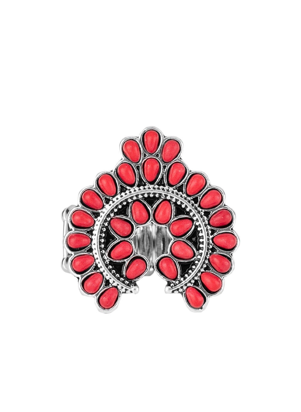 Trendy Talisman Red