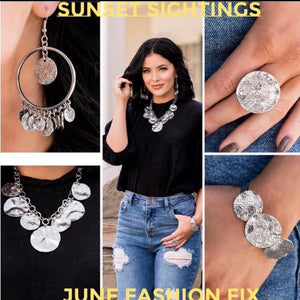 Sunset Sightings June '20 Complete Trend Blend