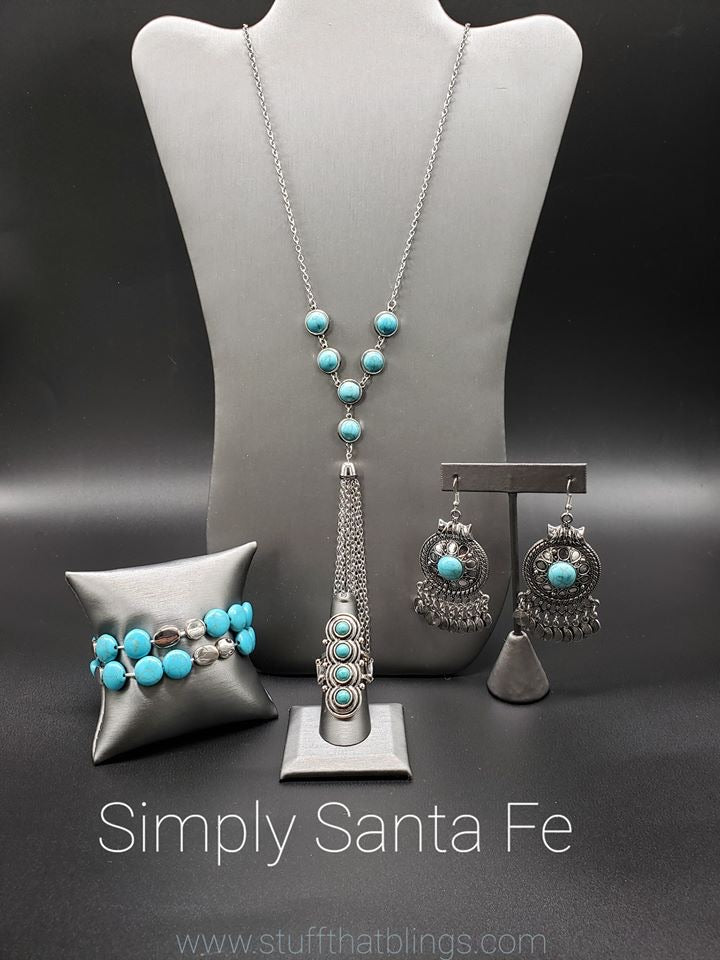 Simply Santa Fe May '20 Trend Blend