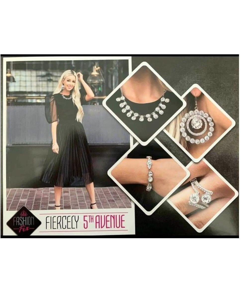 Fiercely 5th Avenue May '20 Complete Trend Blend