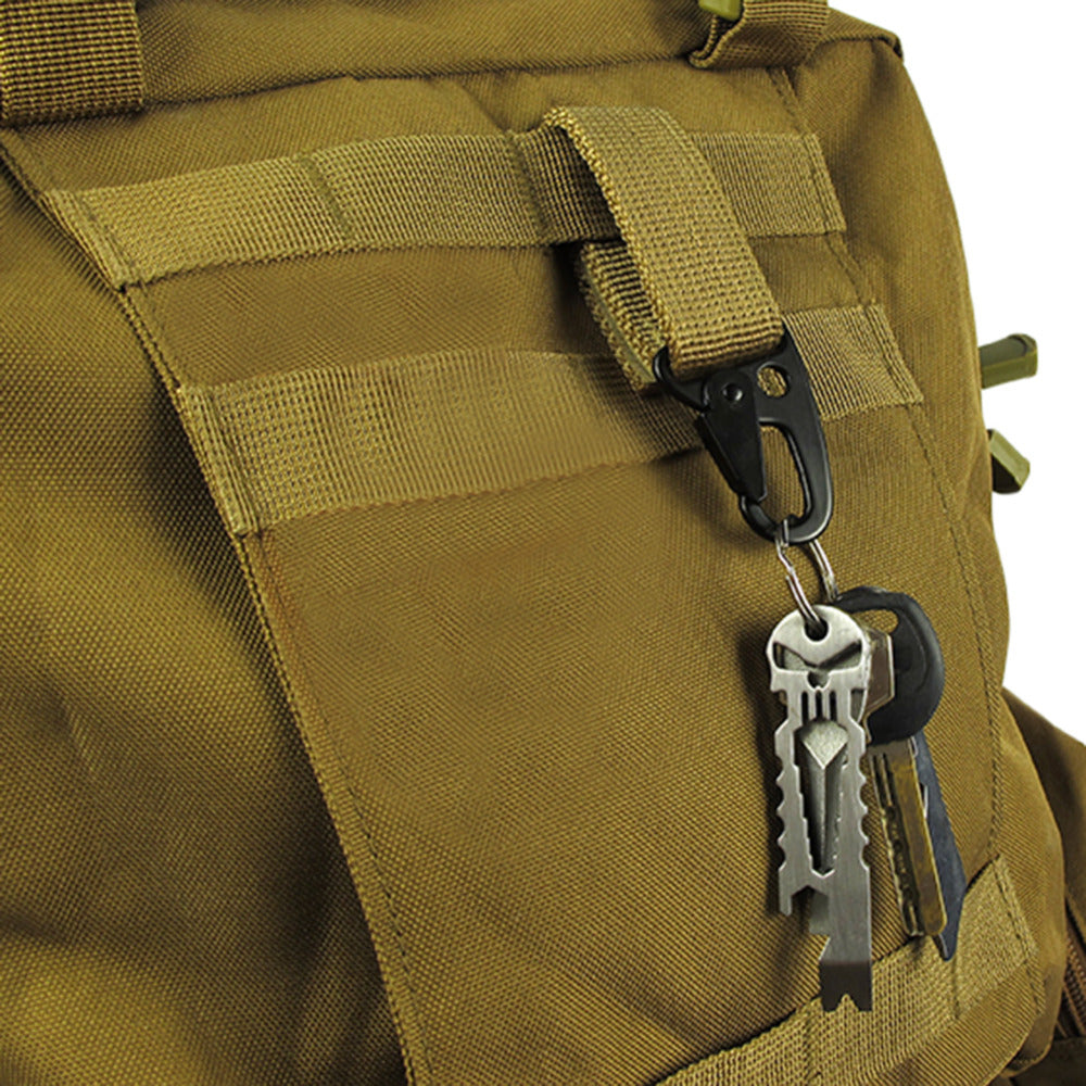 Tactical Carabiner Backpack Hooks