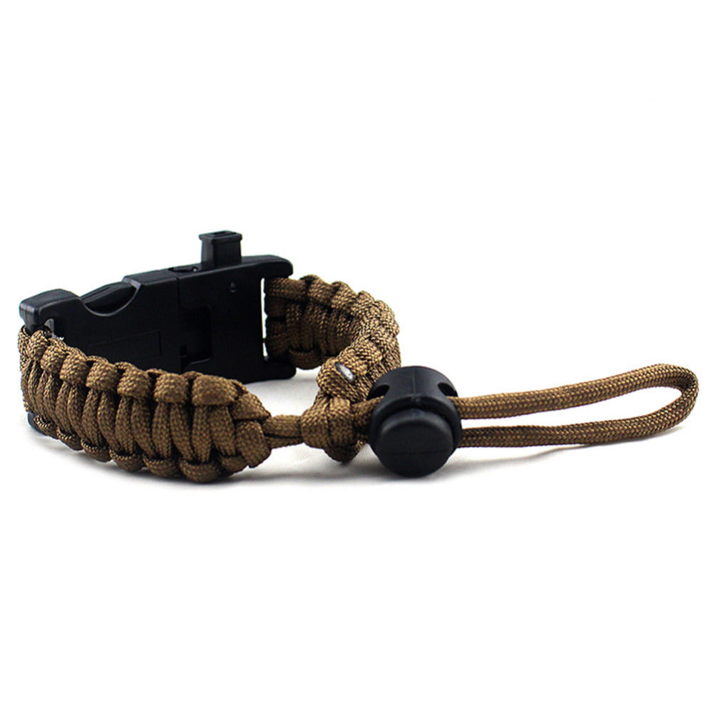 Camping Braided Bracelet