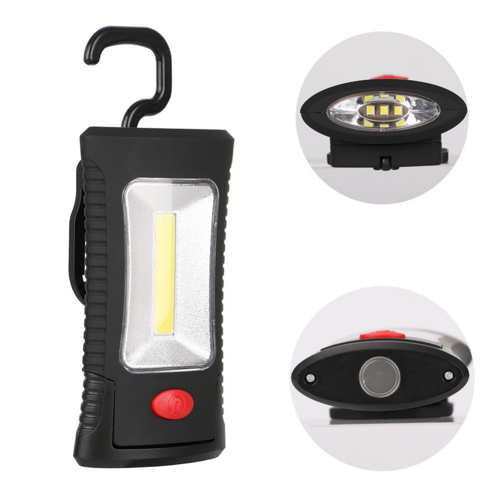 Multifunctional Portable Flashlight