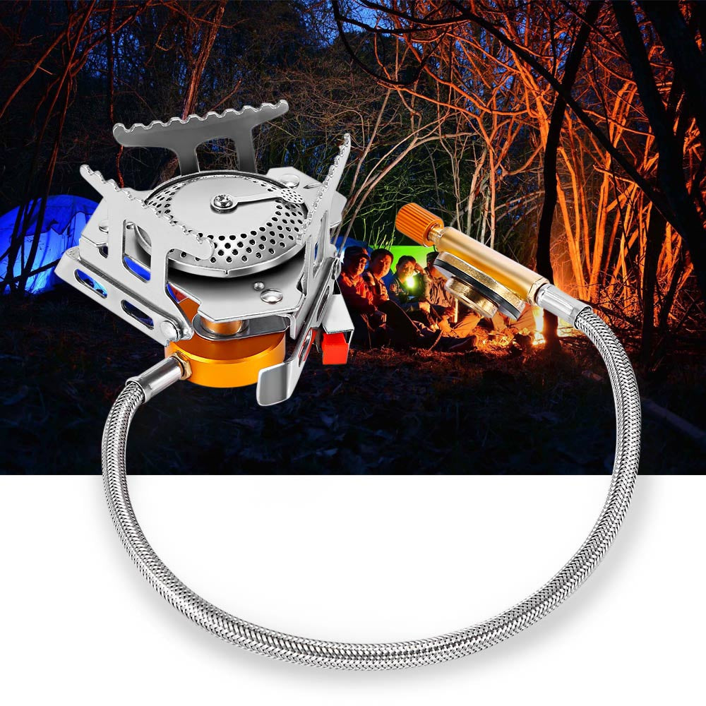 Hiking Picnic Stainless Steel Stove