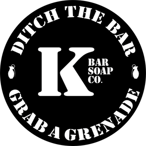 K Bar Soap Co Logo
