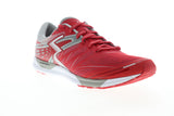 361 Degrees Bio Speed Mens Red Mesh Low Top Athletic Cross Training Shoes