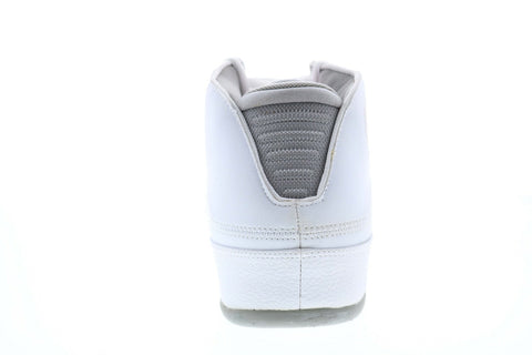 Converse Conv For Three Mid 102619 Mens White Leather Low Top Sneakers Shoes